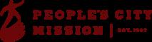 People's City Mission logo
