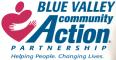 Blue Valley Community Action Partnership logo