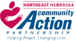 Northeast Nebraska Community Action Partnership logo