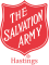Salvation Army, Hastings logo