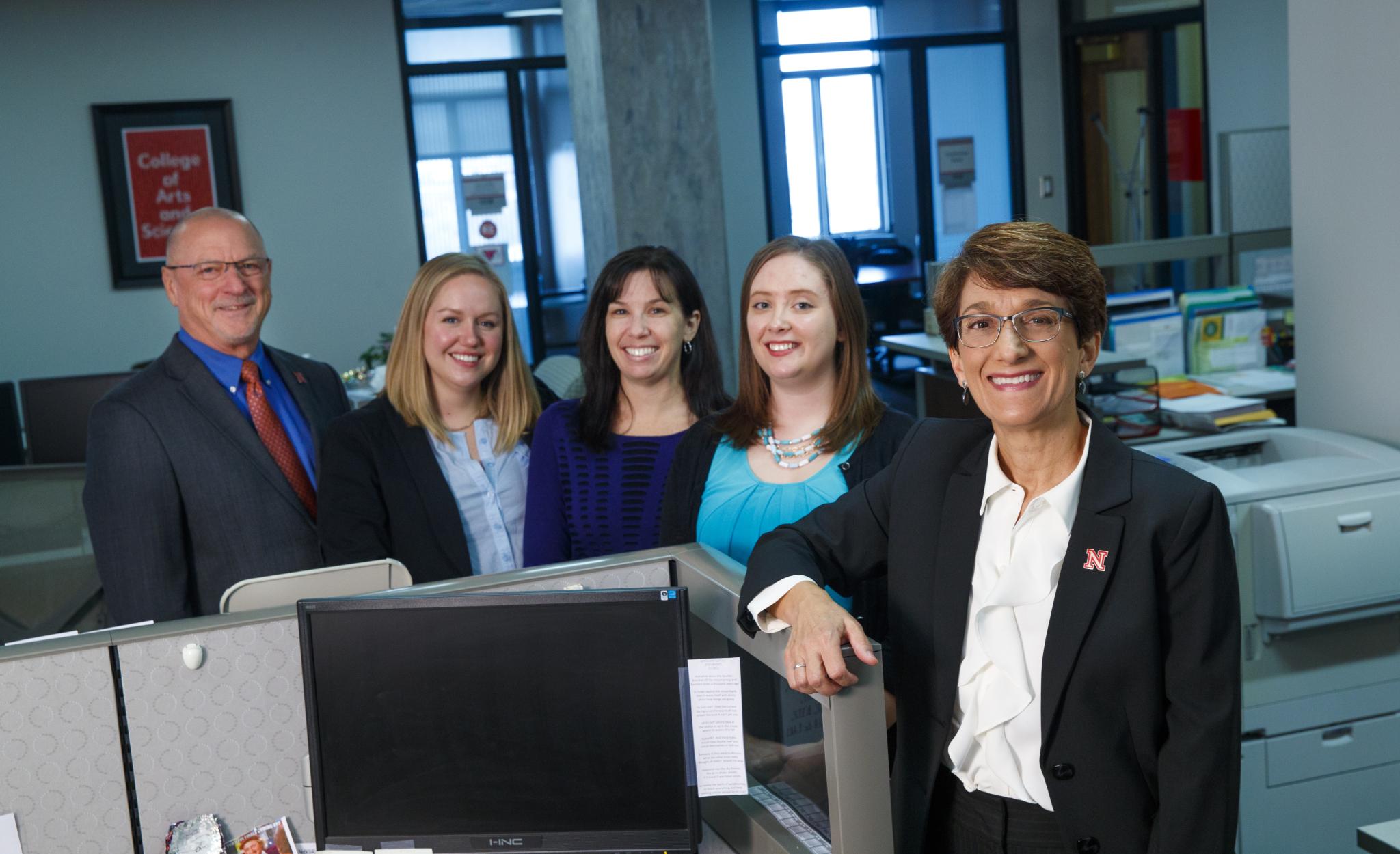 QIC-WD Group Photo